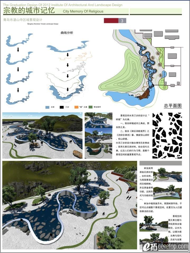 景观建筑学 毕业设计