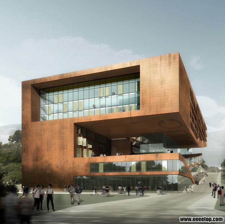 建筑设计师孟岩