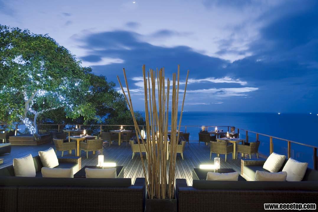 东南亚风格酒店建筑之四 5套案例 建筑作品与设计赏析 e拓