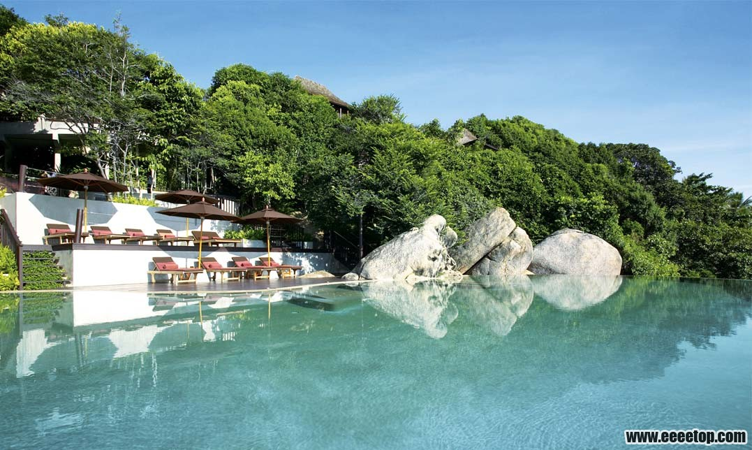 东南亚风格酒店建筑之五 5套案例