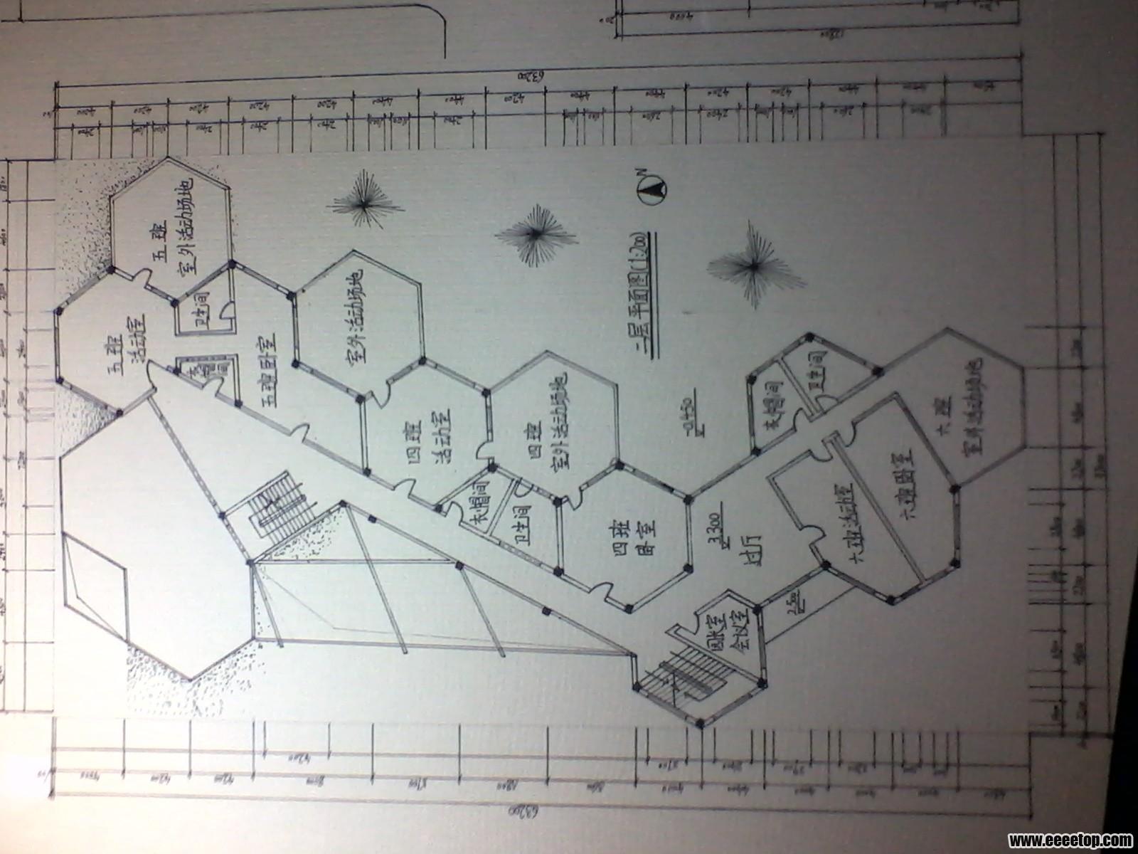 大二幼儿园设计 求拍砖