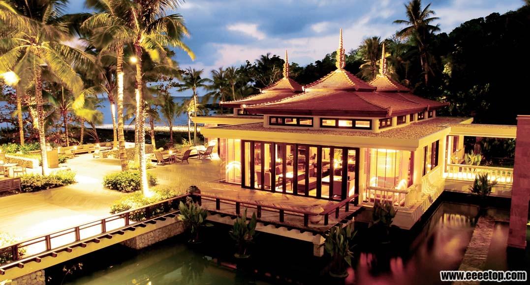 东南亚建筑特征_东南亚建筑风格特点及六大设计要点美乐乐装