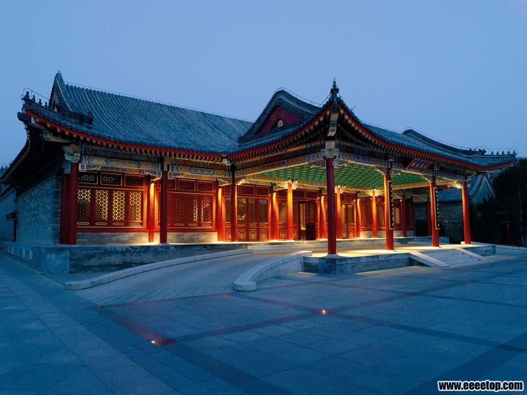 新中式风格酒店建筑(6套案例)