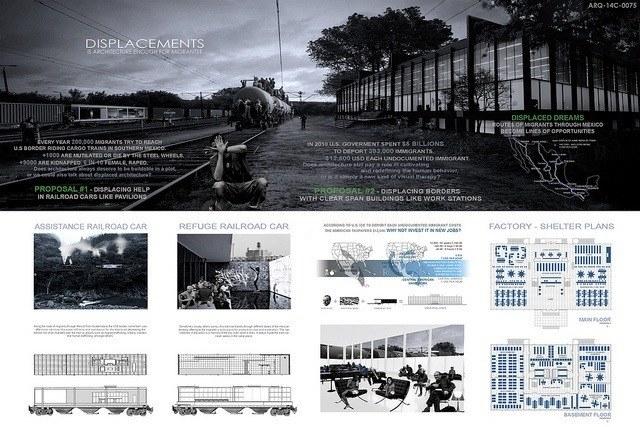 大学生景观设计排版