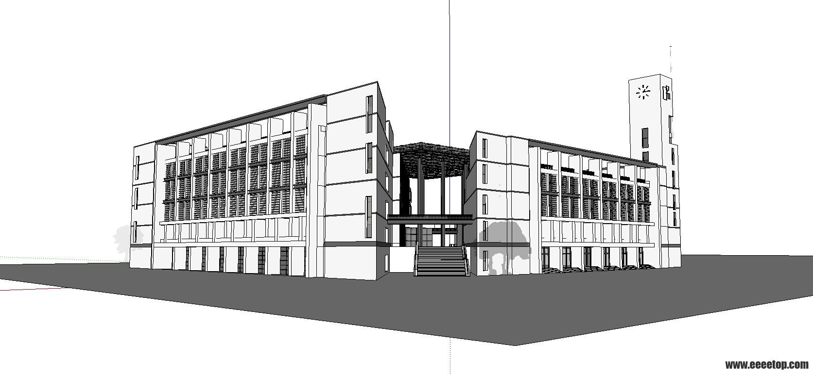 福州大学图书馆 - 可视化设计