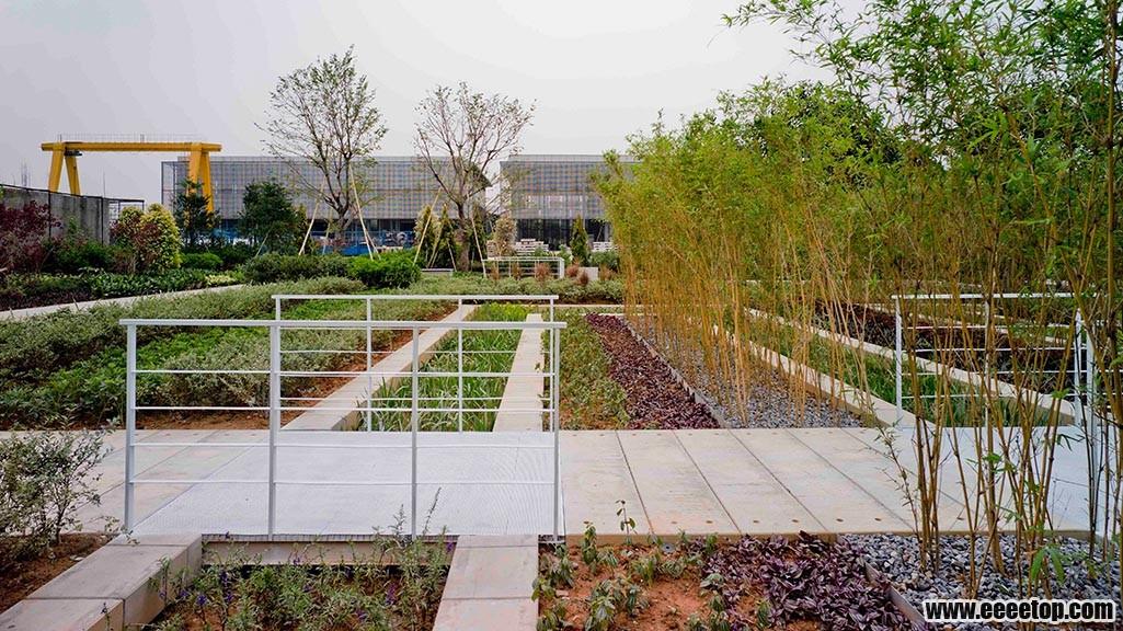 低维护生态园区:东莞万科建研中心