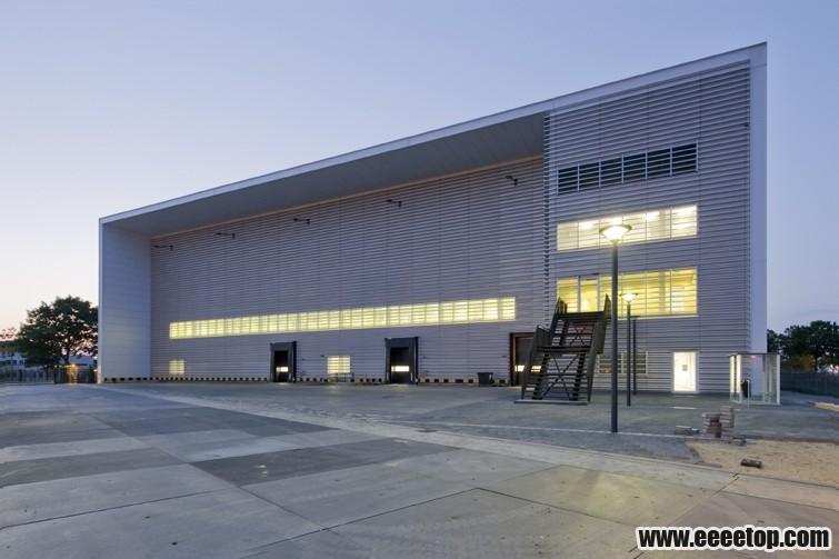工业厂房设计资料分享