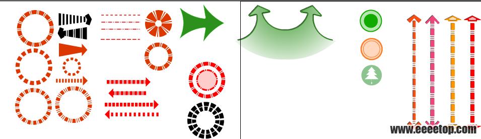 矢量化图标 - 建筑师工作联盟