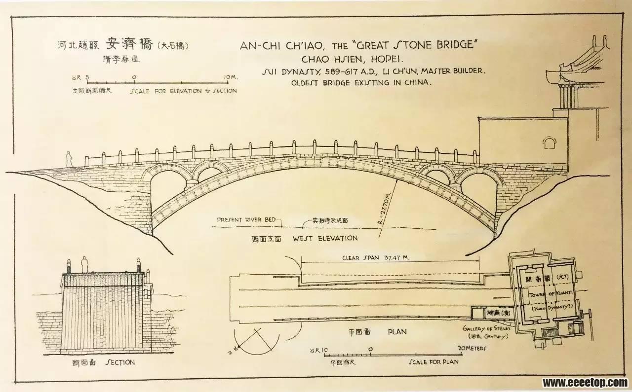 如果梁思成笔下的中国古建筑测绘图变为3d模型